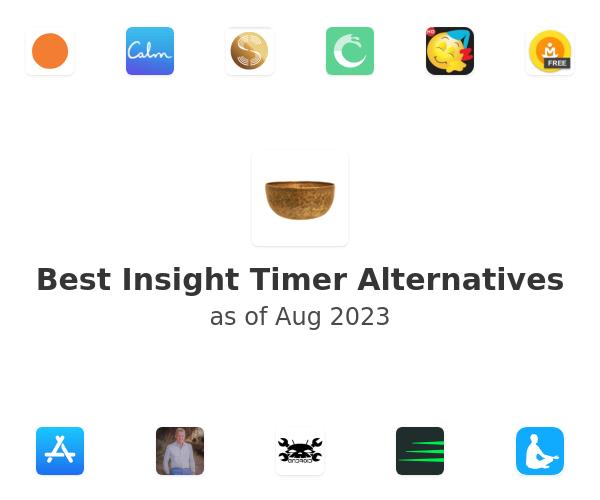 Best Insight Timer Alternatives