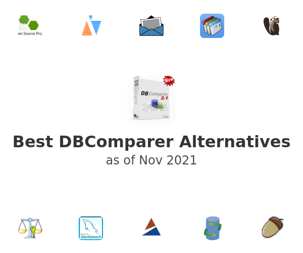 Best DBComparer Alternatives