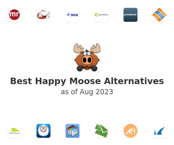 Best Happy Moose Alternatives