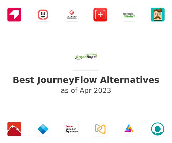 Best JourneyFlow Alternatives