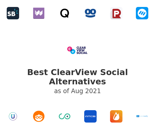Best ClearView Social Alternatives
