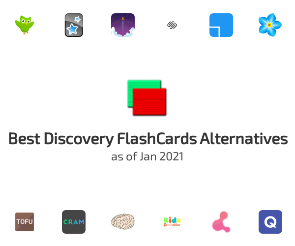 Best Discovery FlashCards Alternatives