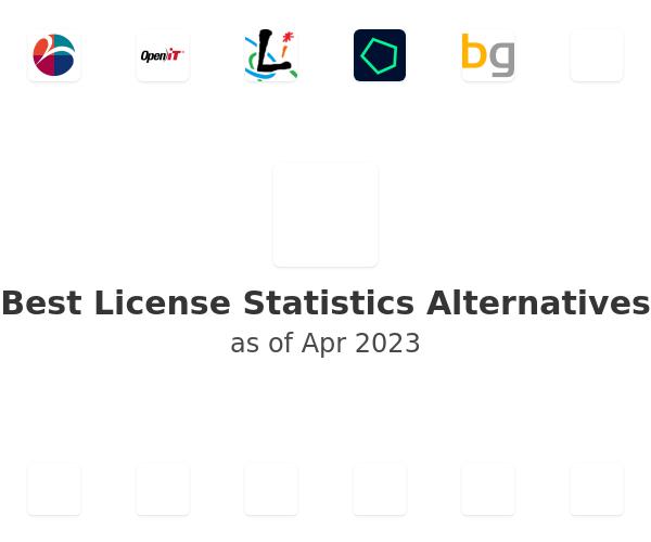 Best License Statistics Alternatives