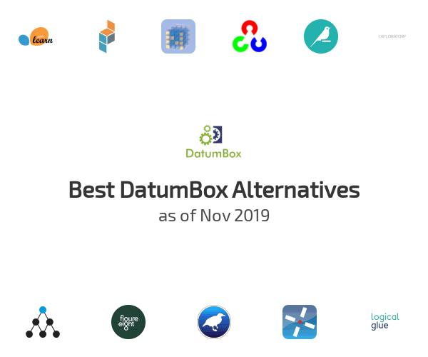 Best DatumBox Alternatives