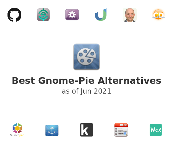 Best Gnome-Pie Alternatives