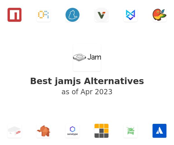 Best jamjs Alternatives
