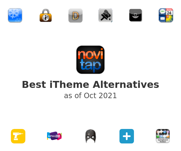 Best iTheme Alternatives