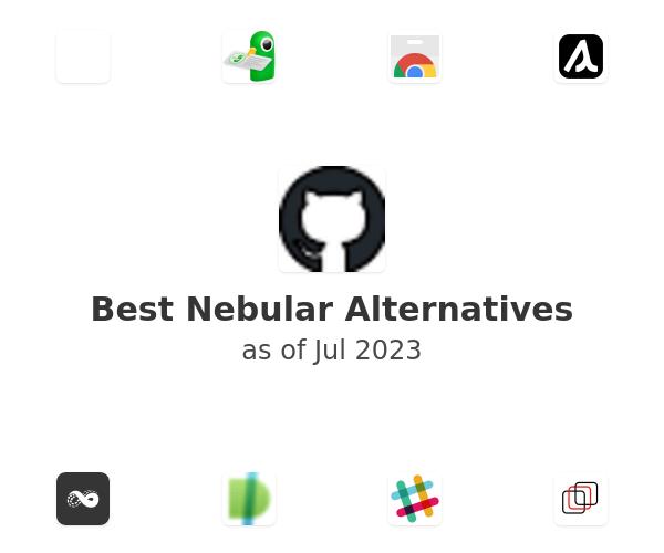 Best Nebular Alternatives