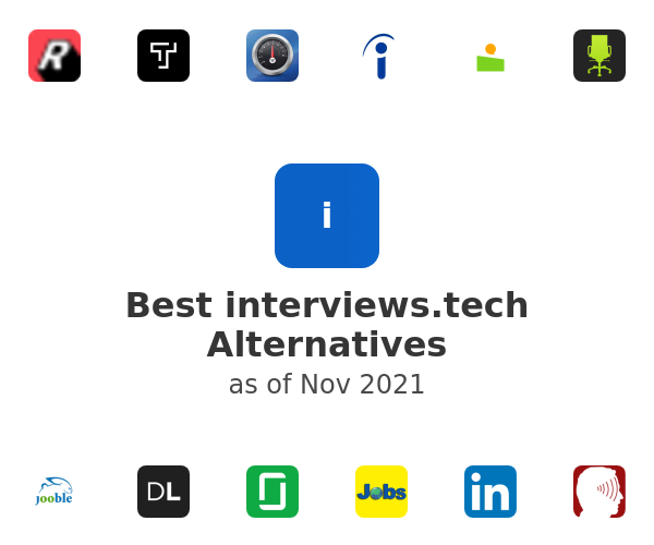 Best interviews.tech Alternatives