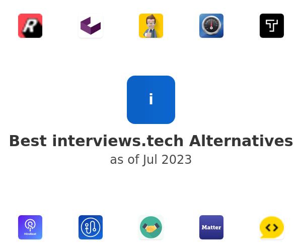 Best interviews.tech Alternatives