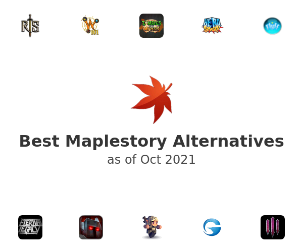 Best Maplestory Alternatives