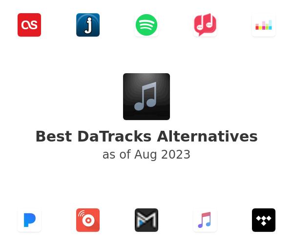 Best DaTracks Alternatives