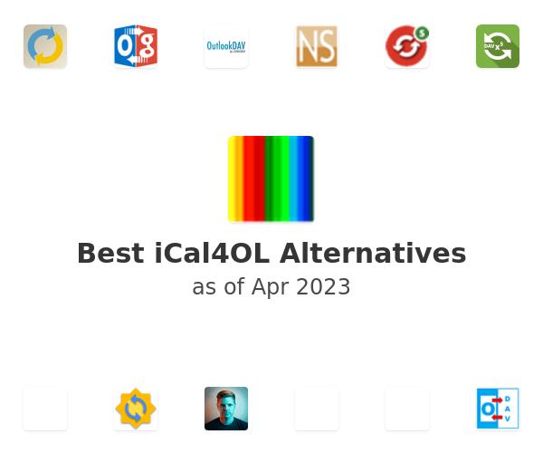 Best iCal4OL Alternatives