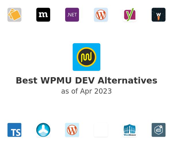 Best WPMU DEV Alternatives