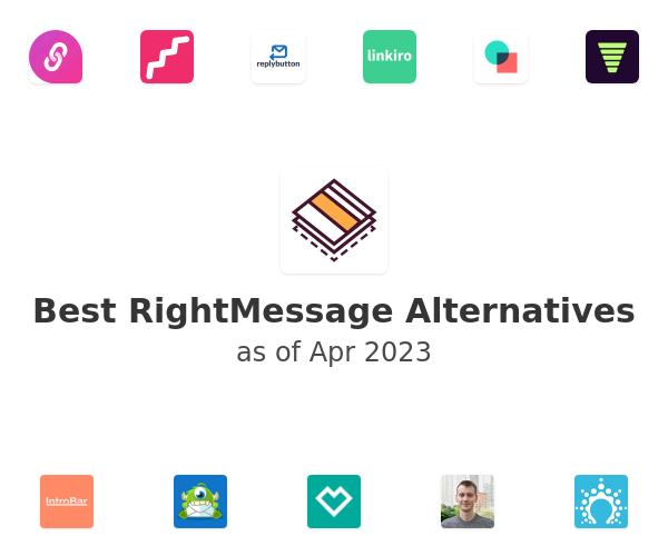 Best RightMessage Alternatives