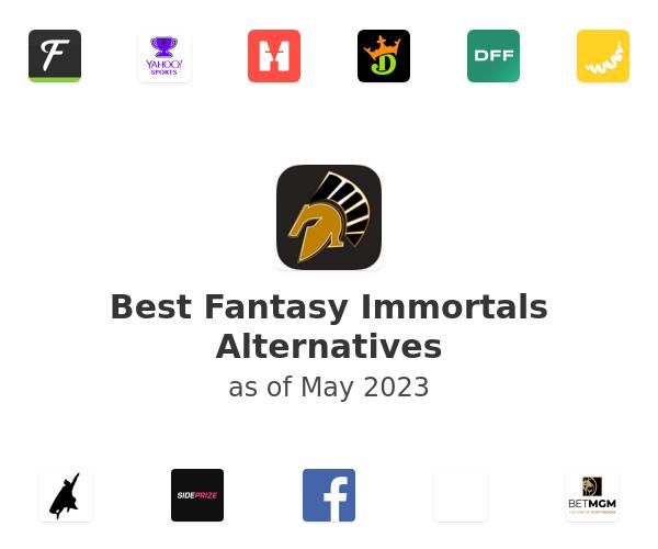 Best Fantasy Immortals Alternatives