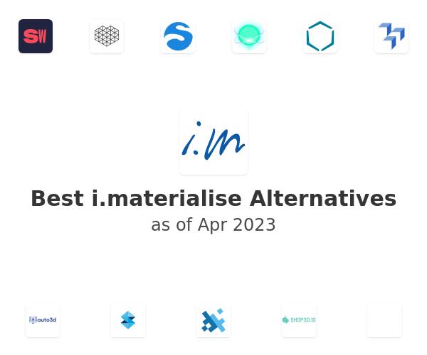 Best i.materialise Alternatives
