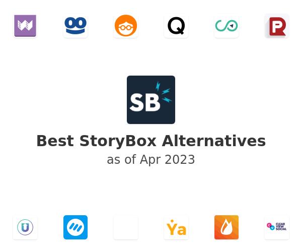 Best StoryBox Alternatives