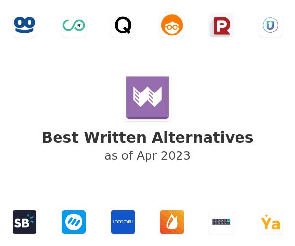 Best Written Alternatives