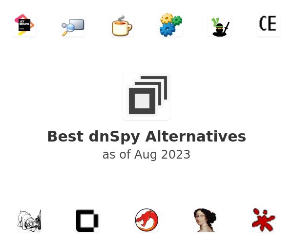 Best dnSpy Alternatives