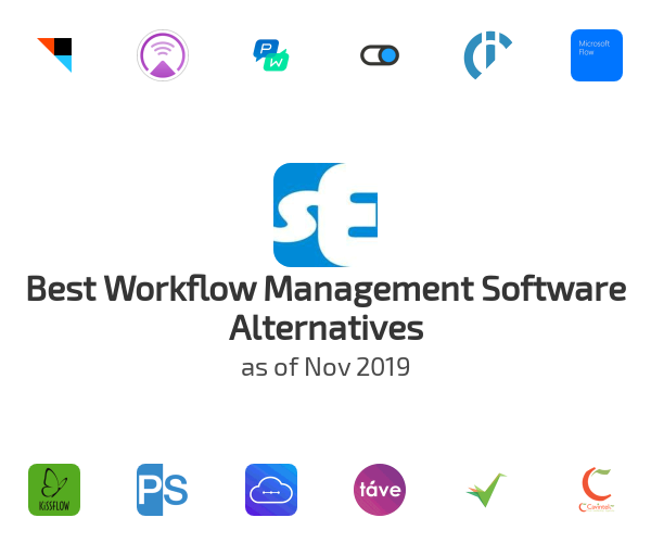Best Workflow Management Software Alternatives
