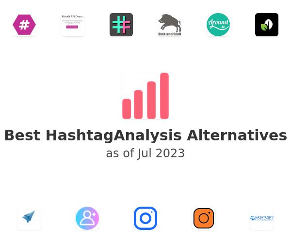Best HashtagAnalysis.com Alternatives