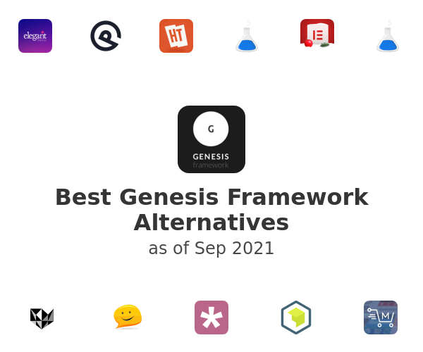 Best Genesis Framework Alternatives