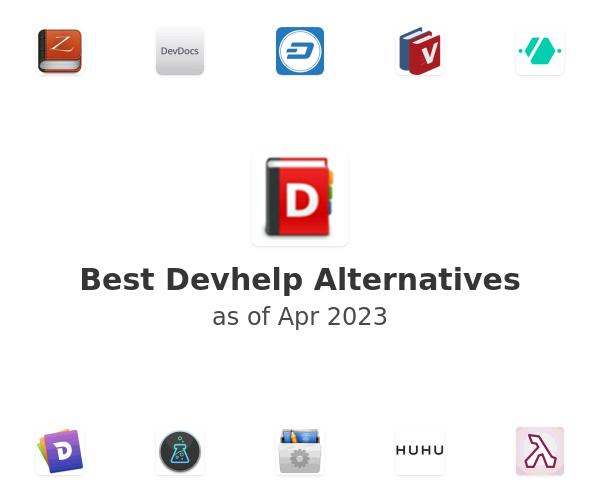 Best Devhelp Alternatives