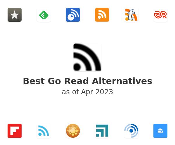 Best Go Read Alternatives