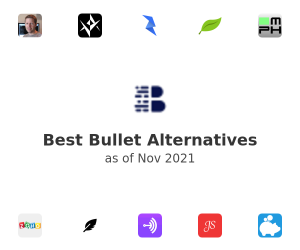 Best Bullet Alternatives