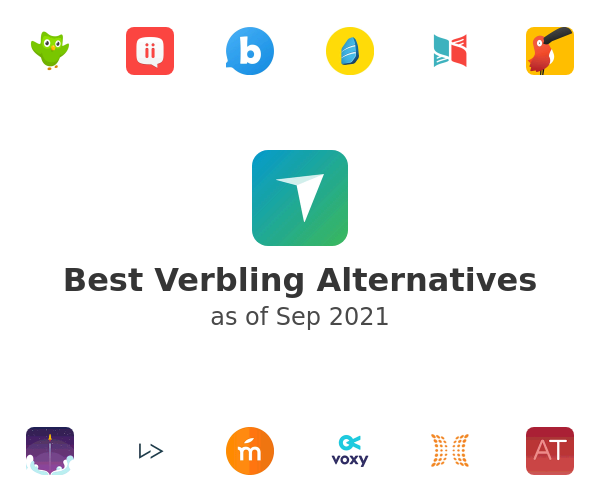 Best Verbling Alternatives