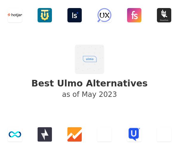 Best Ulmo Alternatives