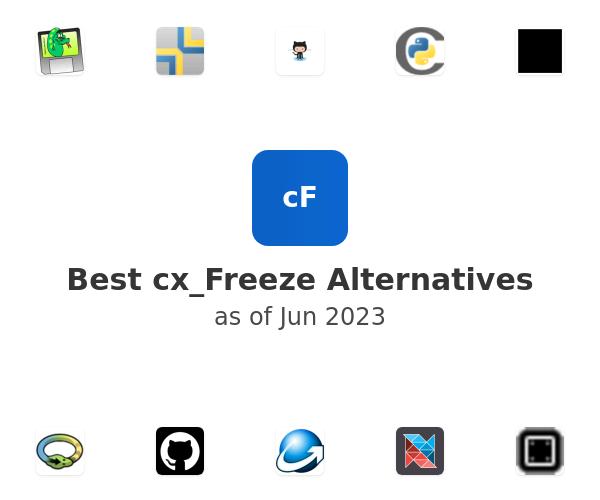 Best cx_Freeze Alternatives