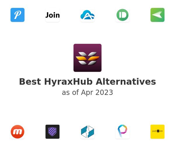 Best HyraxHub Alternatives