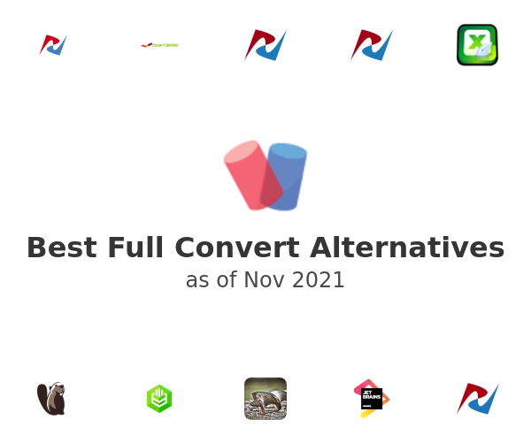 Best Full Convert Alternatives