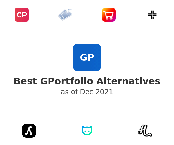 Best GPortfolio Alternatives