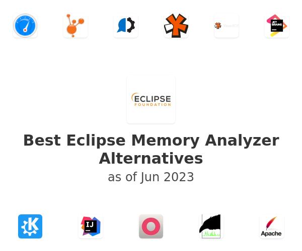 Best Eclipse Memory Analyzer Alternatives