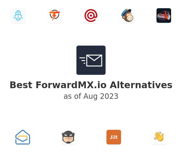 Best ForwardMX.io Alternatives