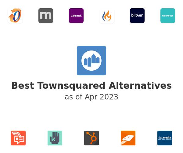 Best Townsquared Alternatives