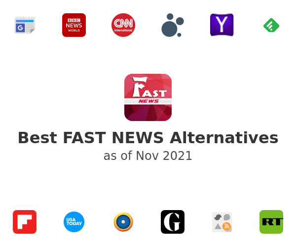 Best FAST NEWS Alternatives