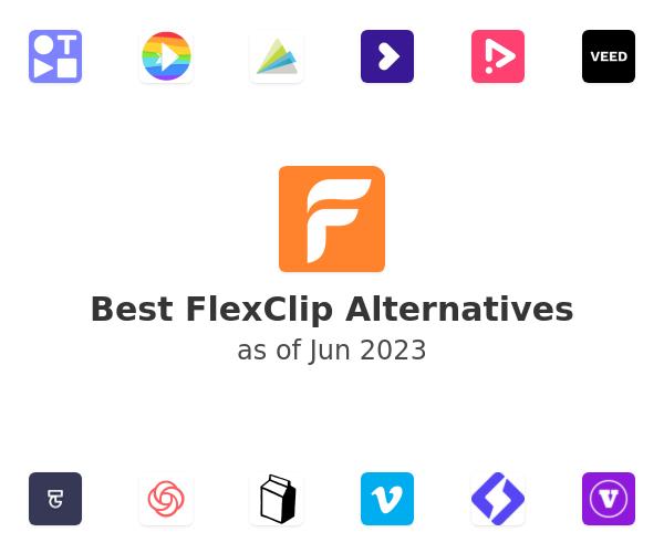 Best FlexClip Alternatives