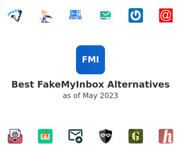 Best FakeMyInbox Alternatives