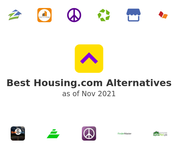 Best Housing.com Alternatives