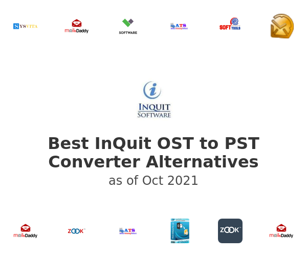 Best InQuit OST to PST Converter Alternatives