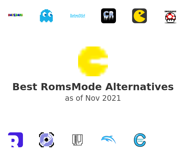Best RomsMode Alternatives