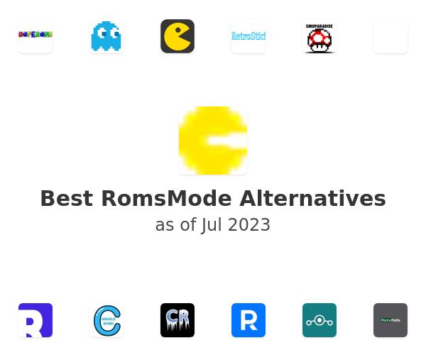 Best RomsMode Alternatives