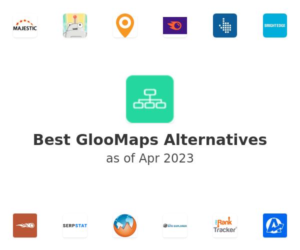 Best GlooMaps Alternatives