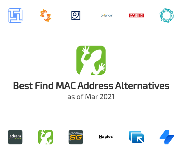 Best Find MAC Address Alternatives