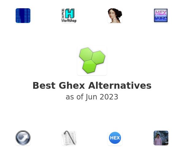 Best Ghex Alternatives