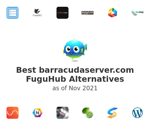 Best barracudaserver.com FuguHub Alternatives